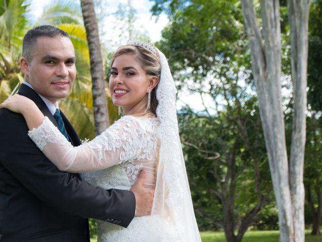 El matrimonio de Edison y Yetsica en Santafé de Antioquia, Antioquia 26