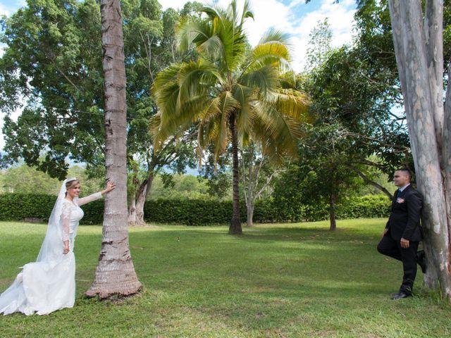 El matrimonio de Edison y Yetsica en Santafé de Antioquia, Antioquia 27