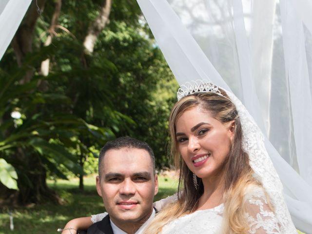 El matrimonio de Edison y Yetsica en Santafé de Antioquia, Antioquia 30