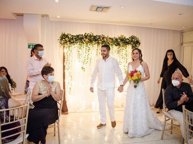 El matrimonio de Diana y Carlos en Barranquilla, Atlántico 6