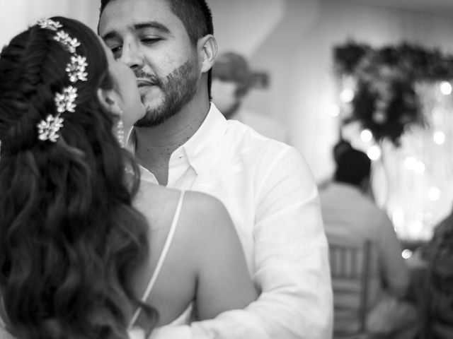 El matrimonio de Diana y Carlos en Barranquilla, Atlántico 1