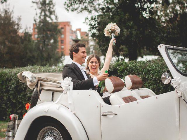 El matrimonio de Manuela y Nicolas