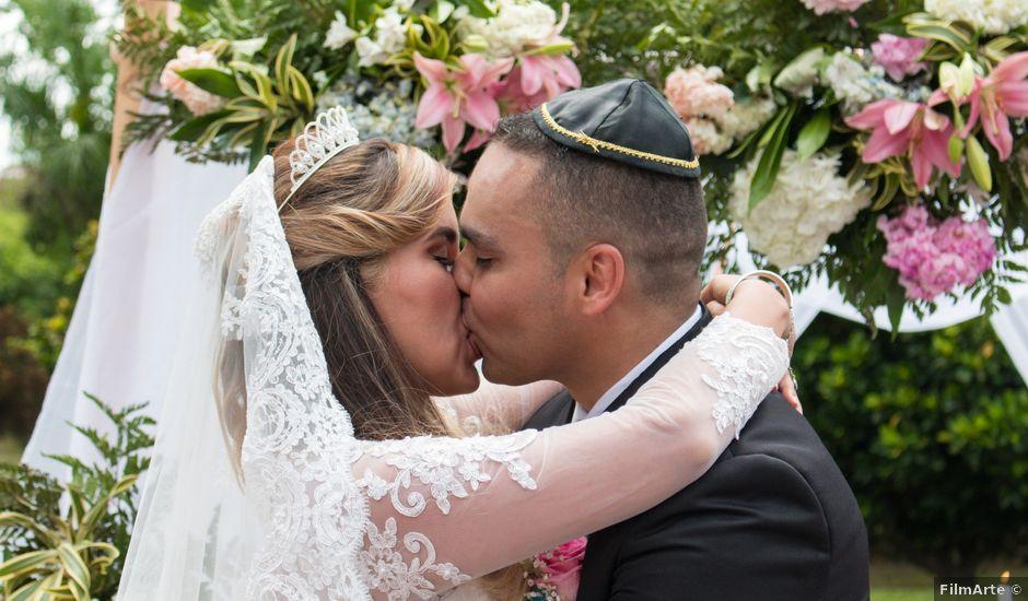 El matrimonio de Edison y Yetsica en Santafé de Antioquia, Antioquia