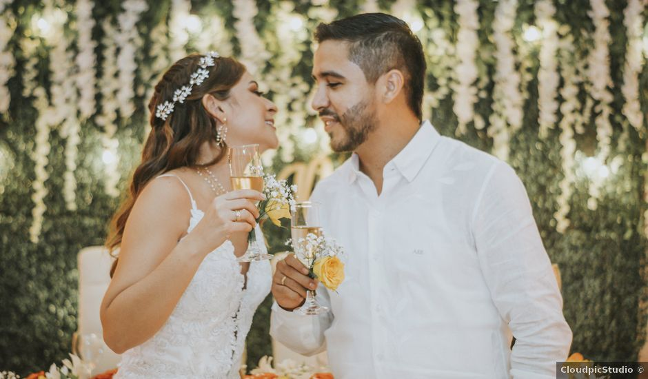 El matrimonio de Diana y Carlos en Barranquilla, Atlántico