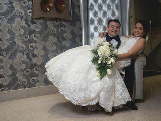El matrimonio de Greyssi y Daniel