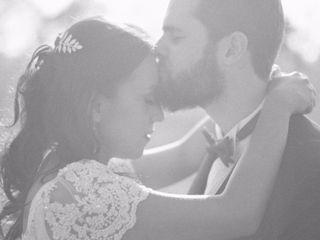 El matrimonio de Laura y Germán