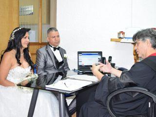 El matrimonio de Mariluz  y José Gabriel 1