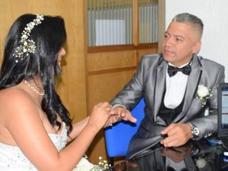 El matrimonio de Mariluz  y José Gabriel 3