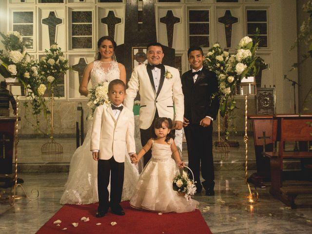 El matrimonio de Daniel y Greyssi en Barranquilla, Atlántico 20