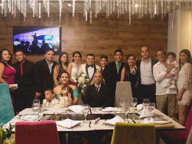 El matrimonio de Daniel y Greyssi en Barranquilla, Atlántico 21