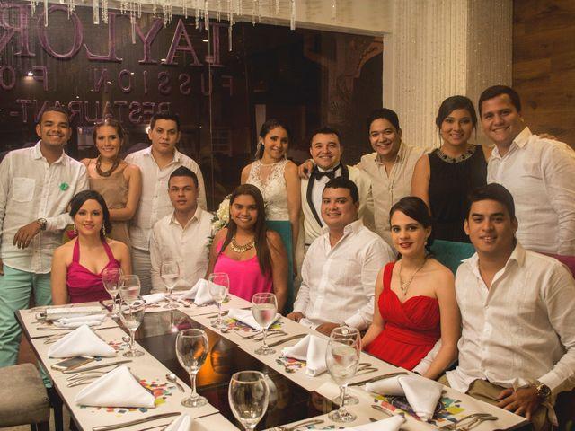 El matrimonio de Daniel y Greyssi en Barranquilla, Atlántico 22
