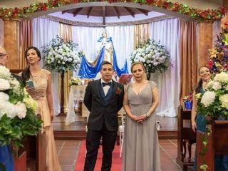 El matrimonio de Laura y Juan Camilo 1