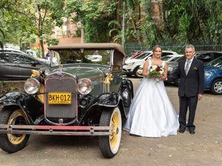 El matrimonio de Laura y Juan Camilo 3