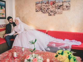 El matrimonio de Estefany y Marcos
