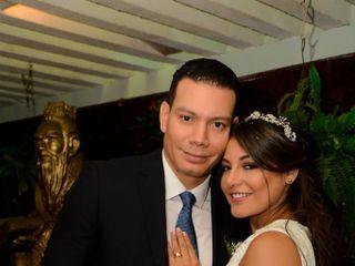 El matrimonio de Stephanie y Juan M 1
