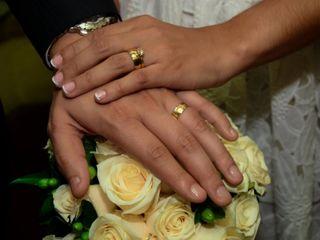 El matrimonio de Stephanie y Juan M 2