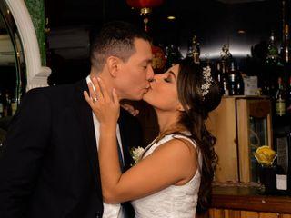 El matrimonio de Stephanie y Juan M 3