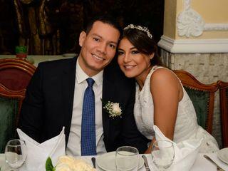 El matrimonio de Stephanie y Juan M