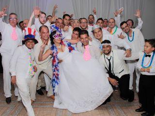 El matrimonio de Steffy y Sergio 1
