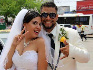 El matrimonio de Steffy y Sergio