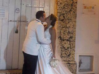 El matrimonio de Carol  y Diego 1