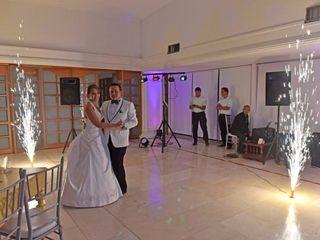 El matrimonio de Carol  y Diego 3