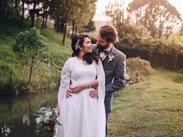 El matrimonio de Marco y Isabel en Medellín, Antioquia 2