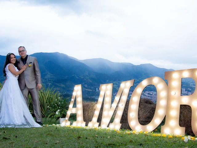 El matrimonio de Alejandra y Aleaxander