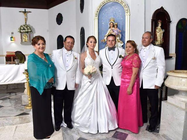 El matrimonio de Diego y Carol  en Cartagena, Bolívar 5