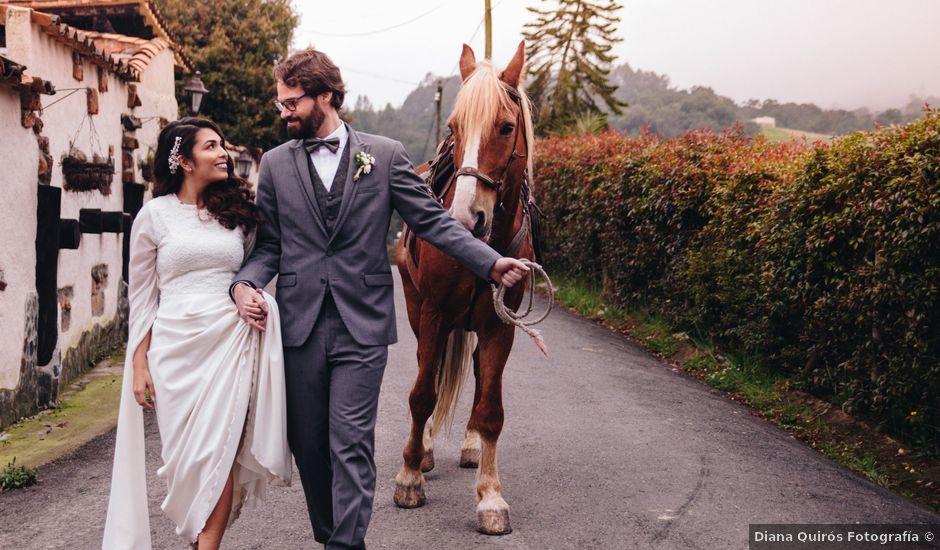 El matrimonio de Marco y Isabel en Medellín, Antioquia