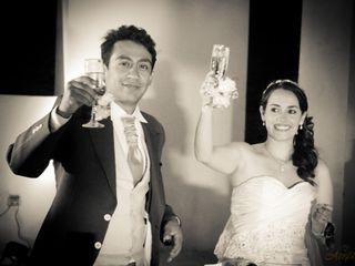 El matrimonio de Mónica y Jesús