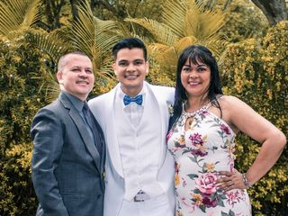 El matrimonio de Johan y Vane 3