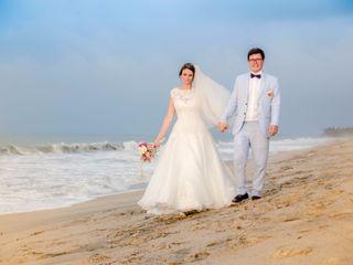 El matrimonio de Jenifer y Nestor