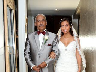 El matrimonio de Xiomara y Saul 3
