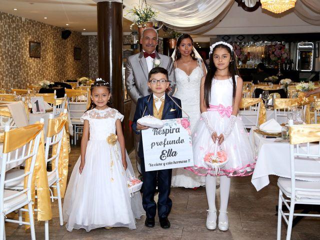 El matrimonio de Saul y Xiomara en Bogotá, Bogotá DC 2