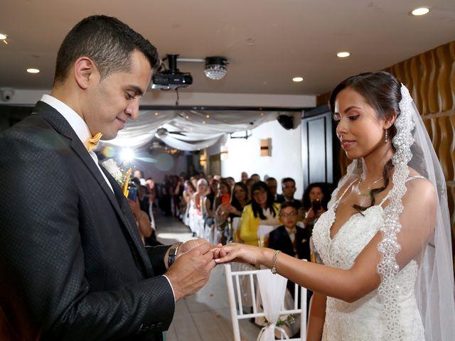 El matrimonio de Saul y Xiomara en Bogotá, Bogotá DC 6
