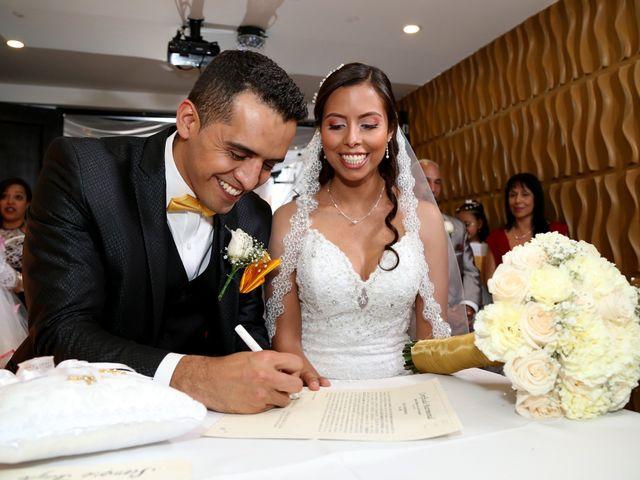 El matrimonio de Saul y Xiomara en Bogotá, Bogotá DC 7