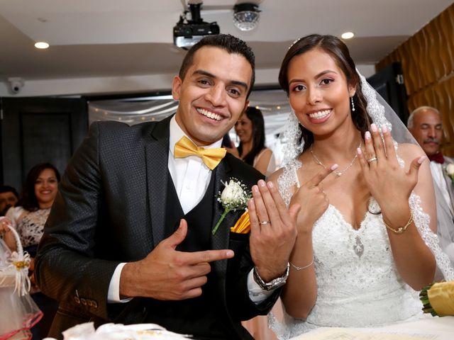 El matrimonio de Saul y Xiomara en Bogotá, Bogotá DC 8