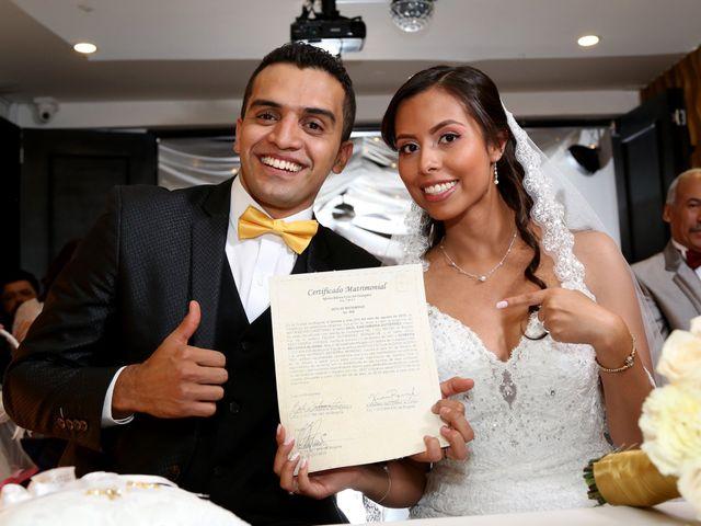 El matrimonio de Saul y Xiomara en Bogotá, Bogotá DC 9