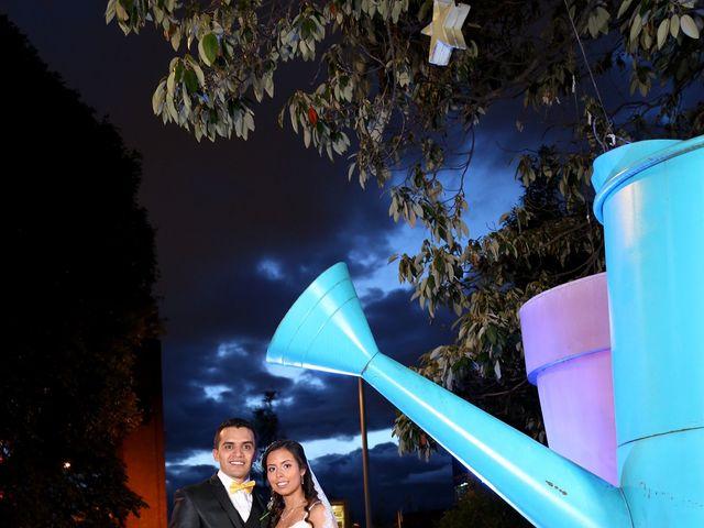 El matrimonio de Saul y Xiomara en Bogotá, Bogotá DC 11