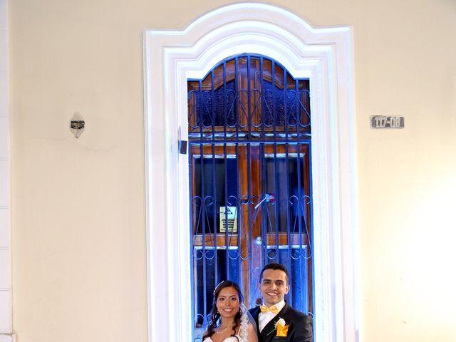 El matrimonio de Saul y Xiomara en Bogotá, Bogotá DC 12