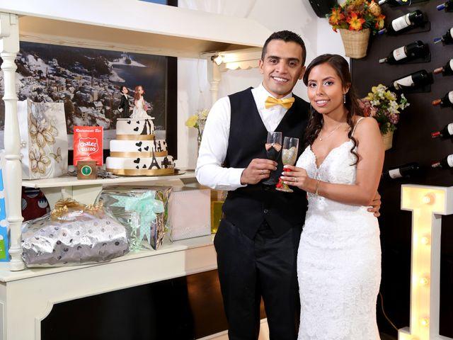 El matrimonio de Saul y Xiomara en Bogotá, Bogotá DC 14