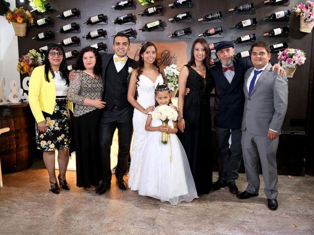 El matrimonio de Saul y Xiomara en Bogotá, Bogotá DC 16