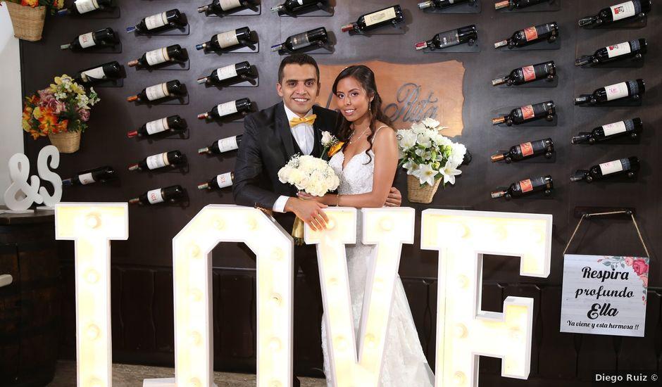 El matrimonio de Saul y Xiomara en Bogotá, Bogotá DC
