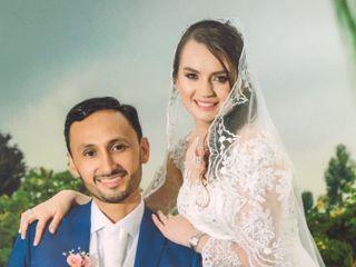 El matrimonio de Sandra y Jeferson 1