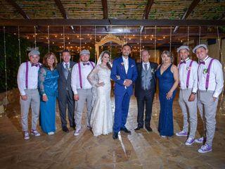 El matrimonio de Sandra y Jeferson 2