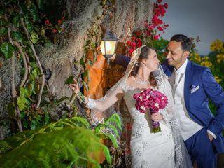 El matrimonio de Sandra y Jeferson