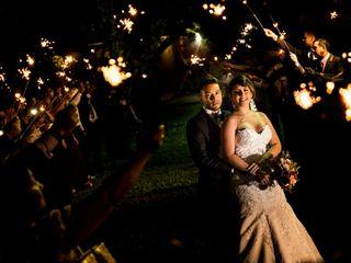 El matrimonio de Jessica  y Francisco