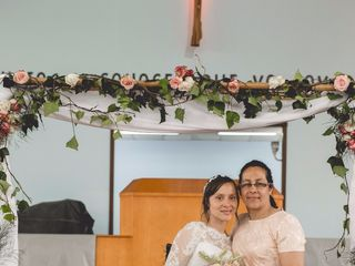 El matrimonio de Vanessa y Jonathan  2