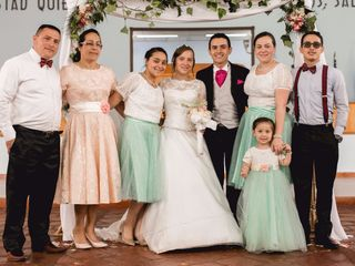 El matrimonio de Vanessa y Jonathan  3